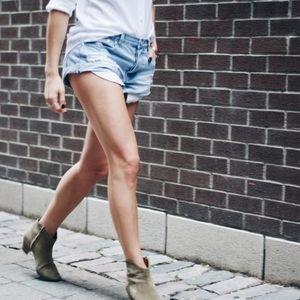 ONE TEASPOON - Bandits Denim Shorts
